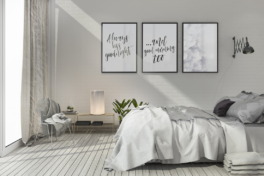 Interieur posters textposters